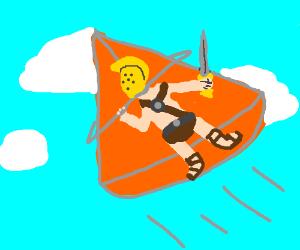 glideiator(glide+gladiator)