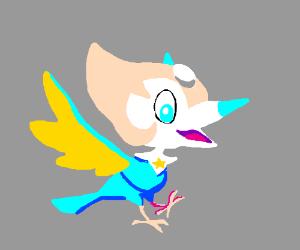 Pearl is Pikipek