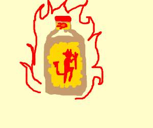 hAWT FIRE BALL
