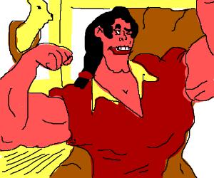 No-one draws like Gaston