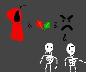 The Red Hood leaves only anger and skeletons.
