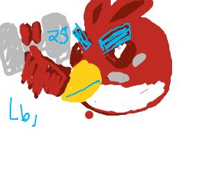 Buff Cardinal