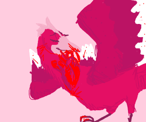 Valentine's Bird