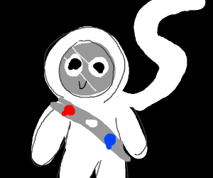 chibi astronaut - photo #18