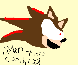 The most majestic of all the Sonic OCs.