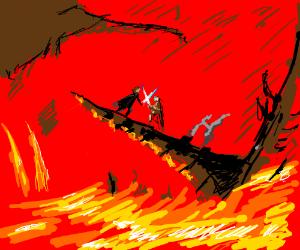 Battle of Mustafar