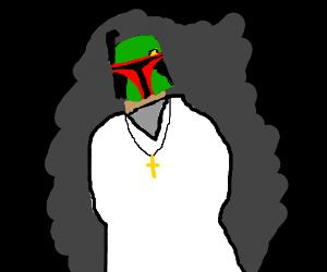 Pope-a Fett (Boba Fett)