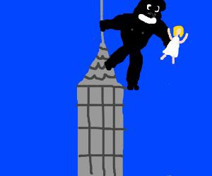 Derpy Kong