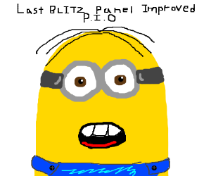 Last blitz mode panel improved PIO