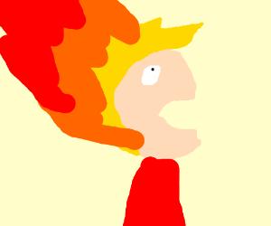 burning Jazza