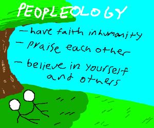 Invent a new religion