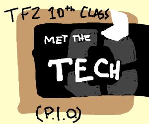 TeamFortress2 10th class P.I.O.