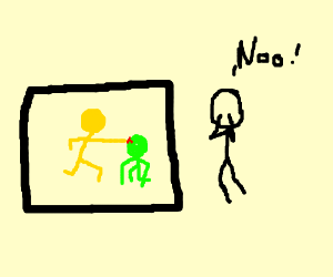 Stick Figure Fight