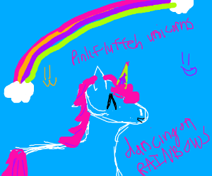 Happiness and unicorns!!!
