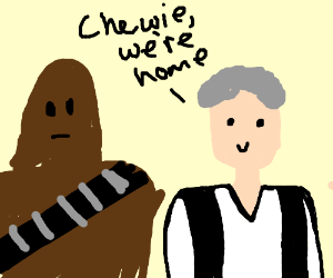 Han Solo spoiler from Star Wars VII