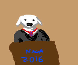 Ice Bear for president.