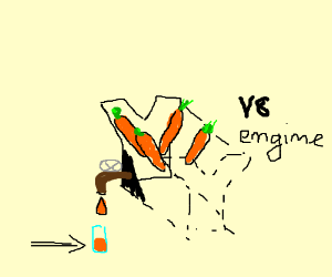 V8 carrot juice