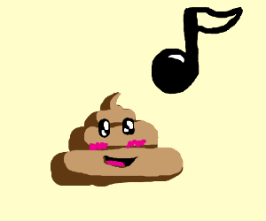 Songs about poop
