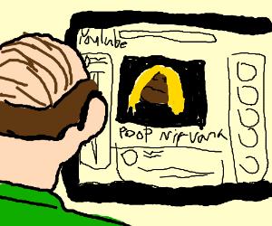 Man witnesses poop nirvana on youtoob