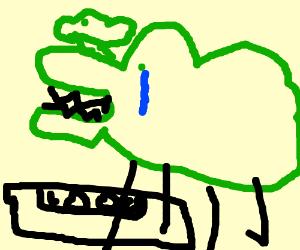 Heavy Dinosaur Family