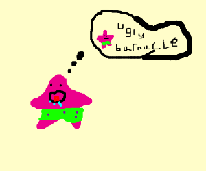 Patrick tells story of the ugly barnacle