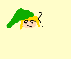 Link is confused