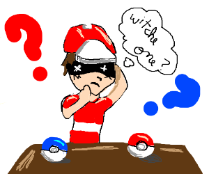 pokemon red or blue I can't decide help me