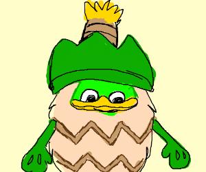 Ludicolo mysteriously looks like Dolan