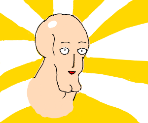 Handsome One Punch Man