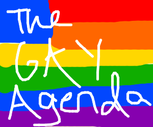 Make America gay again!