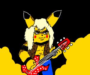Rock-achu