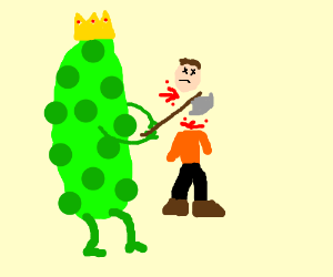 King Pickle Attack