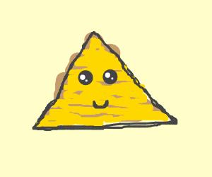 friendly Egyptian pyramid