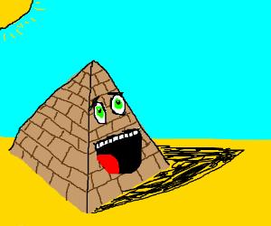 Happy Pyramid