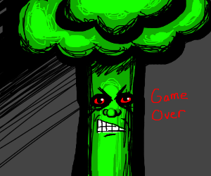 Broccoli says game over