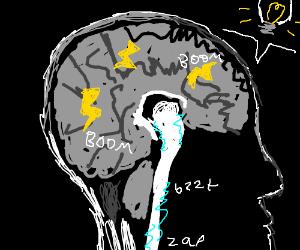 A brain storm