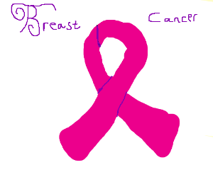 Breas Cancer Symbol