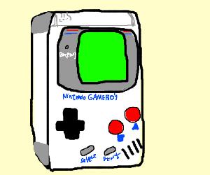 old gameboy