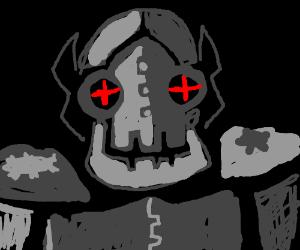 Deadly Robot