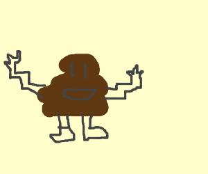 Poop robot