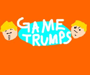 Game Trumps (game grumps parody)