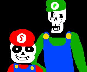 Super Sans-io Bros.
