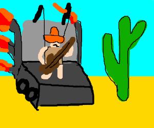 Mexican Guitar Hero