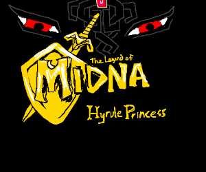 The Legend of Midna: Hyrule Princess