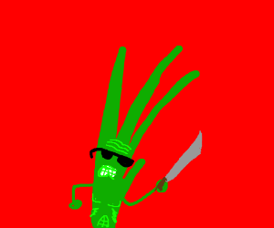 Herb warrior