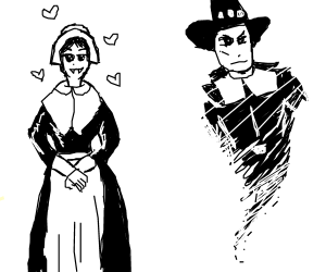 the sketch of the puritan in The puritans: daniels compiled out of a lecture series, this work provides a sketch of the circumstances which attended to the settlement of new england.