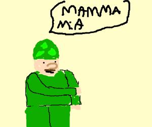 Military Luigi