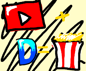 Youtube + Drawception = Popcorn