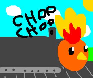 chick choo choo
