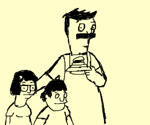 Very generic picture of Bob's Burgers